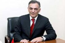 Armenia ex-minister released for 50 million AMD bail