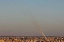 Տասը մարդ է վիրավորվել Իսրայելում հրթիռի հարվածի ժամանակ