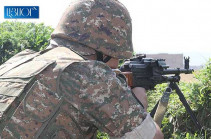Armenian Armed Forces deploy additional sub-divisions depriving Azeri soldiers of opportunity to even theoretically undertake any operation