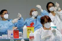 Եվրամիությունում պատմել են կորոնավիրուսի դեմ պատվաստումների տեմպի մասին
