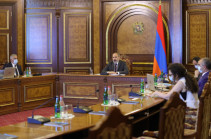 """Armenia interested in opening regional communications, no """"corridor"""" issue discussed – Pashinyan"""
