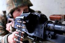 Azeri soldiers open fire in Armenia's Gegharkunik border sector, apologize for the incident - Armenia MOD