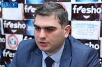 Չորս ամիսների ընթացքում պետական պարտքը աճել է 804 մլն դոլարով. Սուրեն Պարսյան