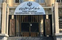 Երևանում Իրանի դեսպանությունը հերքում է լուրերը, որ 160 հայ զինծառայողներ գտնվում են այդ երկրում