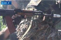 Азербайджанские военные обстреляли армянских постовых на территории Гегаркуникской области