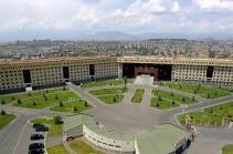 На участке Сисиана выстрелов и раненых нет – Минобороны Армении
