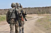 Գեղարքունիքի սահմանային հատվածում ադրբեջանական զինված ուժերի կողմից շրջափակվել և գերեվարվել է ՀՀ ԶՈՒ վեց զինծառայող. ՊՆ