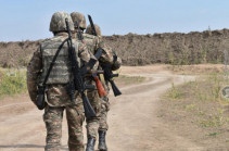 Six Armenia soldiers surrounded, captured by Azerbaijan military early morning in Gegharkunik border section