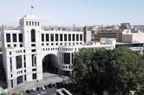 Գերեվարվածները պետք է անհապաղ վերադարձվեն. Ադրբեջանական ԶՈՒ գործողությունների պատասխանատվությունը կրում է Ադրբեջանի ռազմաքաղաքական ղեկավարությունը. ՀՀ ԱԳՆ