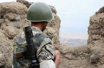 Обстановка в Тавушской области Армении на границе с Азербайджаном спокойная, стрельбы нет