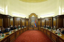 Security Council session with participation of NA faction heads to be convened today to discuss situation on Armenian-Azerbaijani border