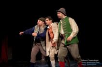 Տեսնես՝ ո՞ր չարիքն է մեզ այս թիանավերի վրա հասցրել . «Սկապենի արարքները»՝ ռուսական թատրոնի բեմում