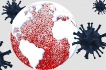 Աշխարհում COVID-19-ով վարակվածների թիվը գերազանցել է 170,7 միլիոնը