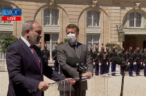 As OSCE Minsk Group co-chair France has responsibility in establishing stability and lasting peace in our region – Pashinyan (video)