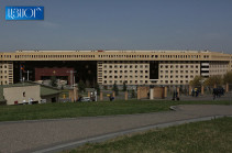 Armenian servicemen did not cross Azerbaijan's border: Armenia MOD refutes Azeri allegations