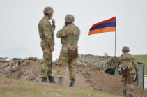 Two Armenian servicemen receive light injuries as a result of fight with Azeris on border