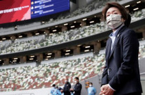 Tokyo 2020: Olympics '100%' going ahead - Games president Seiko Hashimoto