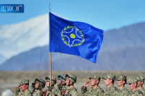 CSTO countries to carry out Thunderbolt-2021 drills in Armenia with involvement of armored vehicles, aviation