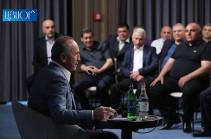 Kocharyan says law enforcement bodies undergo difficult times