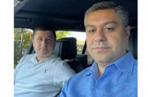 """""""I Have Honor"""" bloc candidate leaves for Artsakh"""