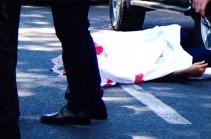 Armenia police solve the murder in downtown Yerevan