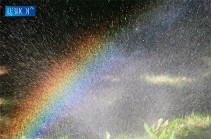 Առանձին շրջաններում սպասվում է կարճատև անձրև և ամպրոպ