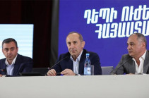 Number of Armenians leaving the country without returning grown sharply in past 4 months – Kocharyan