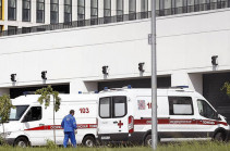 Number coronavirus cases in Russia rises by 9,145 per day
