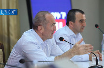 Kocharyan says he would considered himself a deserter if hasn't entered the political fight
