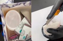 Փոստային առաքանու միջից թմրանյութ է հայտնաբերվել. բերման է ենթարկվել 17-ամյա անչափահաս (Տեսանյութ)