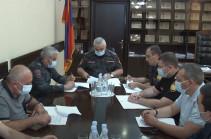 Ոստիկանության պետը և ղեկավարությունը պատրաստակամ են հանդիպումներ ու քննարկումներ անցկացնել կուսակցությունների ու դաշինքների շտաբների պետերի և ղեկավարների հետ