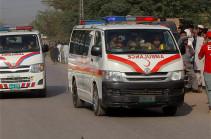 В Пакистане число погибших при столкновении поездов достигло 50