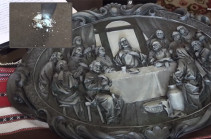 Իրանի քաղաքացին փորձել է սրբապատկերի մեջ քողարկված 7 կգ մեթամֆետամին ներկրել Հայաստան․ ԱԱԾ (Տեսանյութ)