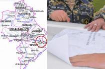 Զինծառայողների աճյունների որոնողական աշխատանքներն այսօր մեկ ջոկատով շարունակվում են Վարանդայի շրջանում