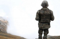 Армянский военнослужащий-контрактник оказался на подконтрольной ВС Азербайджана территории – Минобороны Армении