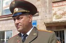 Командиры воинских частей Мегри и Меграба отстранены от службы из-за отказа обеспечить голоса в пользу Никола Пашиняна