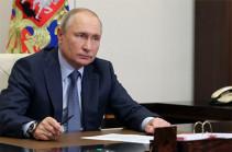 Путин: реальный сектор экономики восстанавливается