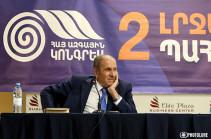 Левон Тер-Петросян помог Николу Пашиняну написать письмо главе МИД Армении