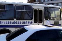 Արձակուրդում գտնվող վարչապետի պաշտոնակատարին ուղեկցել է ոստիկանական ավելի քան 10 ավտոբուս. «Հայաստան» դաշինքը հրավիրում է գլխավոր դատախազի ուշադրությունը