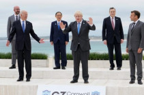 G7: Leaders to unveil global anti-pandemic action plan