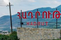 В результате поисковых работ в Гадрутском районе найдены останки еще восьми военнослужащих