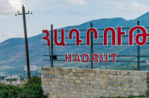 Eight bodies found during search operation in Hadrut
