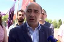 Мы можем выйти из этой ситуации, все вставшие перед Арменией проблемы можно решить – Эдмон Марукян