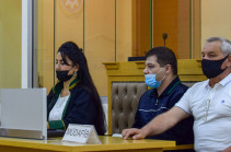 В Баку осудили воевавшего в Карабахе Викена Эулджекджияна