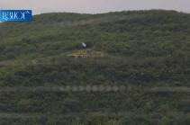 Գորիսից Որոտան և Շուռնուխ ճանապարհին, Կապանից Ճակատեն, Շիկահող, Սրաշեն և այլ բնակավայրերի ճանապարհներին կան ադրբեջանական զինված ծառայողներ. ՄԻՊ
