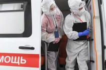 В России за сутки выявили 13 721 случай коронавируса