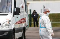 Ռուսաստանում մեկ օրում հայտնաբերվել է կորոնավիրուսային վարակի 14 185 դեպք