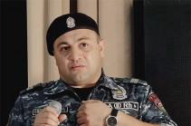 Ոստիկանը հանեց համազգեստը, հրաժարվեց ծառայությունից և միացավ «Հայաստան» դաշինքին (Տեսանյութ)