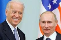 White House gives exact time of Putin-Biden meeting