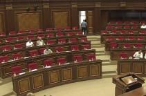 Armenia parliament fails to ensure quorum again
